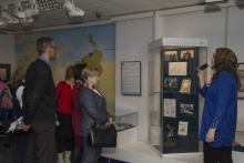 Выставка Таймыра заповедная земля